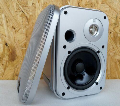 SCS silber 2-Wege Lautsprecher 2-Wege Studio Monitor TOP JBL Control ONE