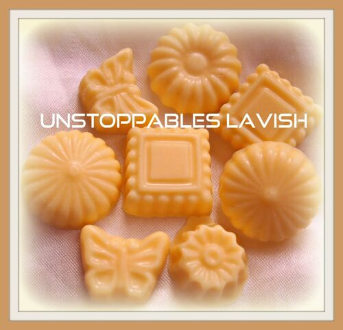 Highly Scented Wax melts Lenor Designer Dupe Unstoppables LAVISH large 50g pkt