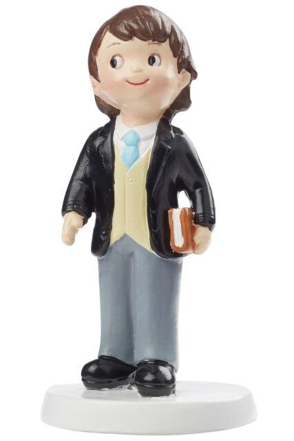 Dekofigur Tortenfigur Kommunion Konfirmation Junge Modern 85 Mm Ebay