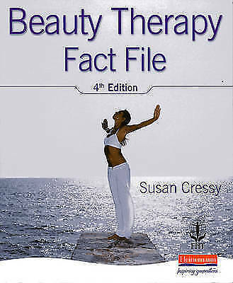 Beauty Therapy Fact File-ExLibrary