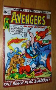 AVENGERS-93-52-PAGE-GIANT-NEAL-ADAMS-VG