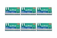 Max No. 11-1m Staples For Vaimo Staplers 6 Packs 6 Pack Free Shipping