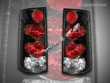 2003 2004 2005 2006 GMC SAVANA/CHEVY EXPRESS BLACK TAIL LIGHTS