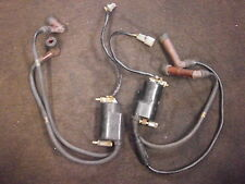 Suzuki GS550 L GS550L GS 550 L 1980 80 HT Coils And Leads With Caps