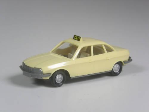 Como nuevo Wiking colección NSU Ro 80 taxi