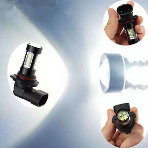 2X-LAMPADINE-FENDINEBBIA-HB4-9006-80W-16-LED-Luce-bianca-6500K