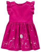 Gymboree Starry Night Sz 2t 3t 4t 5t Animal Party Dress Cute