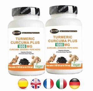 Curcuma-Pimienta-Negra-Jengibre-120-tabletas-Turmeric-Curcumina-Piperina