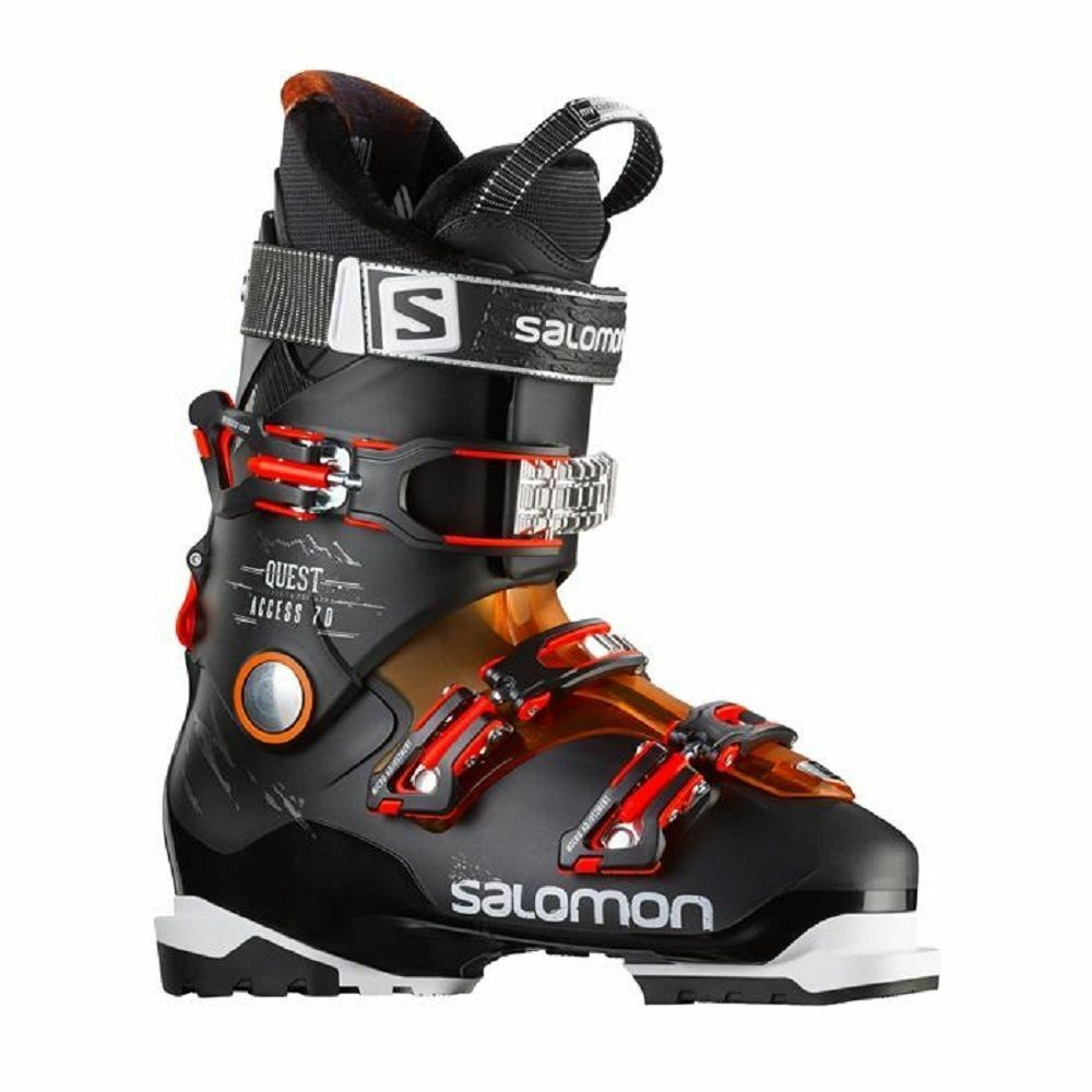 NEW Salomon Quest Access 70 Alpine downhill  ski boots - Size 27.5  select from the newest brands like
