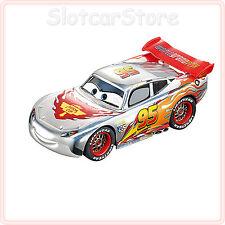 """Carrera GO 61291 Disney / Pixar Cars Silver """"Lightning McQueen"""" 1:43"""