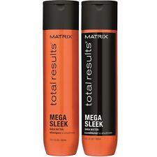 Matrix NEW Total Results Mega  Sleek Shampoo 300ml and Conditioner 300ml
