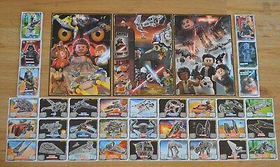 Bespin LEGO Star Wars Sammelkarten Serie 1 252