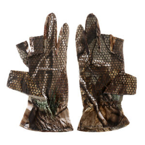 1-Pair-Waterproof-Anti-slip-Gloves-3-Cut-Fingers-For-Fishing-Hunting-Sports