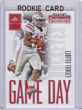EZEKIEL ELLIOTT Ohio State ROOKIE CARD Buckeyes Football 2016 NFL DRAFT PICK RC