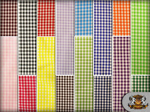 Poly-Poplin-Gingham-Fabric-Mini-Checkers-58-034-Wide-Sold-by-the-yard