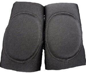 AMA Black Pro Elbow Pads Medium, wrestling football MMA judo sports Jui Jitsu M