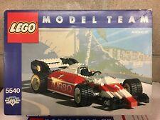 LEGO 5540 Model Team VINTAGE Formula 1 Racer NEW Never Assembled Rare