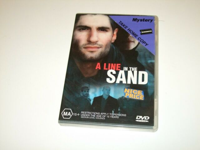 A Line In The Sand - Ex-Rental DVD **Free Postage**
