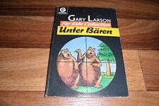 Gary Larson -- UNTER BÄREN // FAR SIDE COLLECTION // 1. Auflage 1988