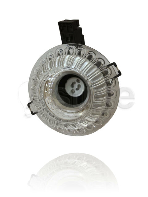 Fire Rated Crystal Downlight-Orbis vase (CYS018) - AMPOULE GU10