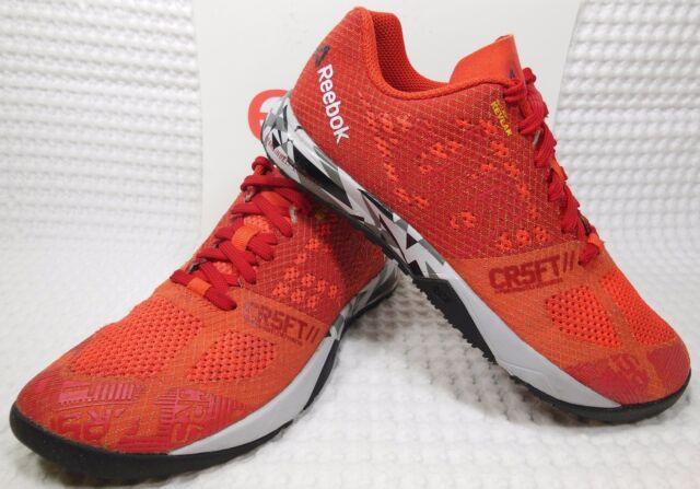 762d21fcdb13ea Reebok® 1Y3501 1015 Big Kids CrossFit® Nano 5.0 KEVLAR US Sz 5 Red ...