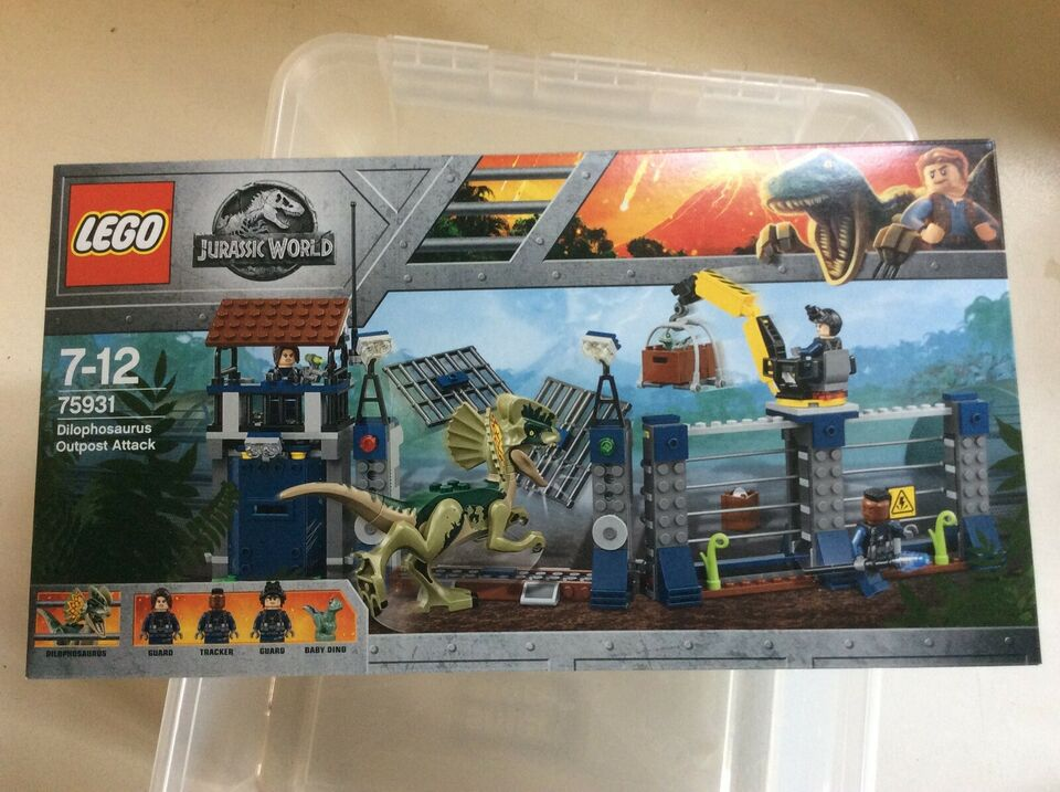 Lego andet, 75931
