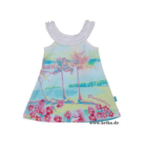 Pampolina Ragazza Vestito Flamingo Beach 6563158 abito estivo vestito spalline strassneu