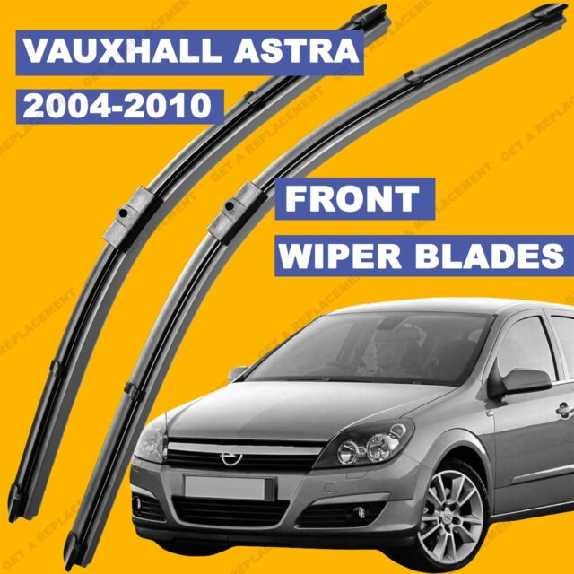 "Fits MG MGF Convertible 20/"" 20/"" Front Aero Flat Jointless Wiper Blades"
