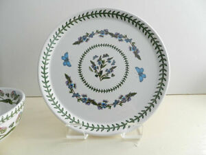 Image is loading Portmeirion-Botanic-Garden-Buffet-Plates -Excellent-Condition & Portmeirion Botanic Garden Buffet Plates Excellent Condition | eBay