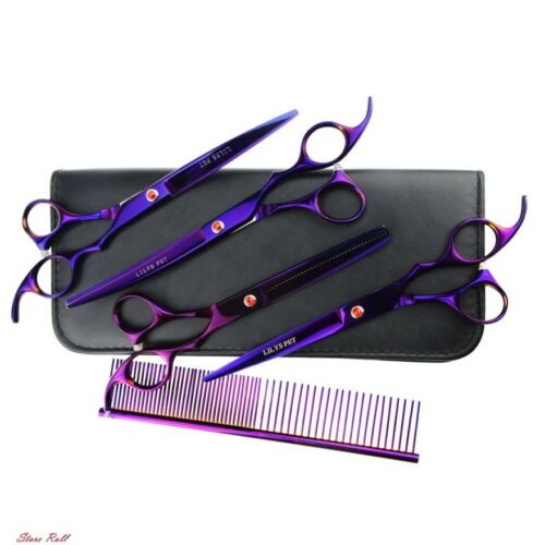 Scissors For Dogs Dog Trimming Pet Supplies Grooming Professional Accessories