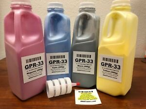 400g-x-4-GPR-33-Toner-Carrier-mixed-Refill-for-Canon-C7055-C7065-C7260-C7270