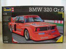 REVELL AG - BMW 320 Gr. 5 - JAGERMEISTER - STUCK / GROHS - MODEL KIT (SEALED)
