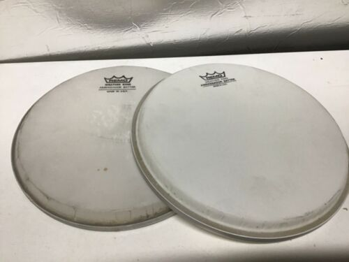 """Remo Ambassador Coated Drumhead 8/"""" 2 pack open box"""