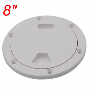 """Boat Non Slip 4/"""" Deck Inspection Access Hatch Cover For Marine Water Tight"""