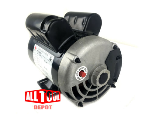 "3 HP SPL 3450 RPM 56 Frame 230V 15Amp 5//8/"" Shaft Single Phase NEMA Motor"