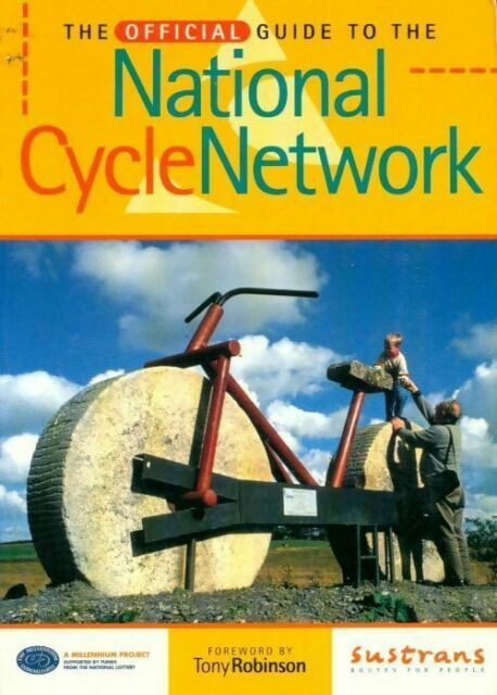 The official guide to the national cycle network - Collectif  - 421402 - 2252217