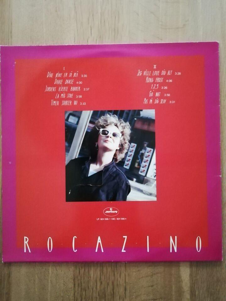 LP, Rocazino, Sukker