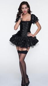san francisco de71a 8eb55 sexy Kleid schwarz kurz Minikleid Abendkleid Cocktailkleid ...
