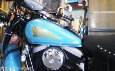 Gas Tank decals hi-detail gold w/black Kawasaki Drifter Indian CHIEF motorcycle