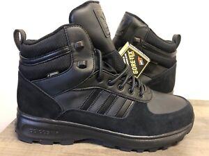 Compulsión hilo Abreviatura  Adidas Chasker Boot GTX Sz 11 Black/Dark Grey (F37600) Gore Tex boost   eBay