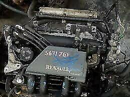 RENAULT KANGOO 1.2 ENGINE FOR SALE