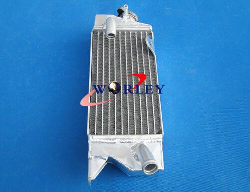 Aluminum Radiator /& Silicone Hose For KAWASAKI KX80 KX85 KX100 1998-2009 2003