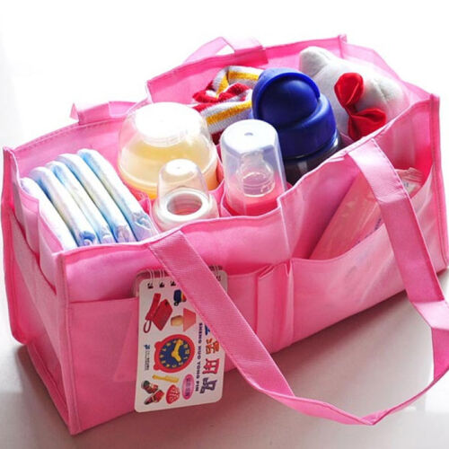 Boys Girls Baby Nappy Changing Bottle Carrier Beach Holiday Bag Mat NEW