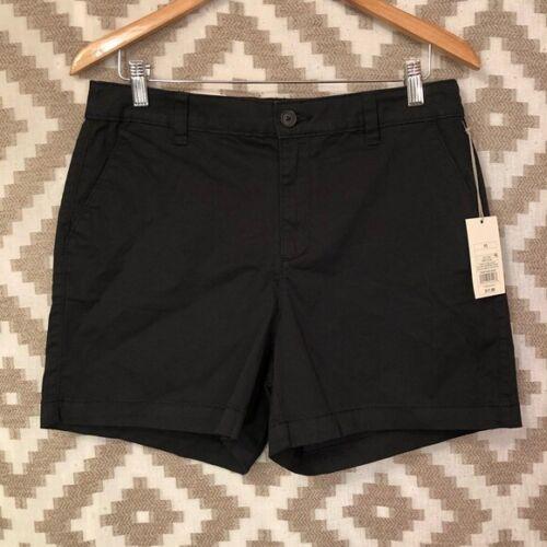 "A New Day Black 5"" Chino Shorts"