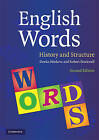 English Words: History and Structure by Robert P. Stockwell, Donka Minkova (Paperback, 2009)