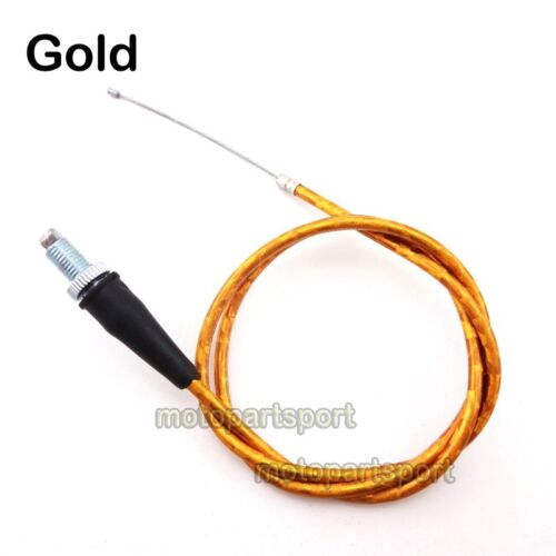 Twist Throttle Cable For SSR Thumpstar SDG Pitster Pit Pro Dirt Bike CRF50 CRF70