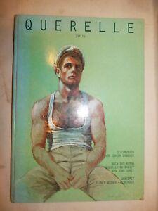 Erotica - Genet Draeger: Querelle Zyklus Dedica Autografa 1982 Braus Fassbinder