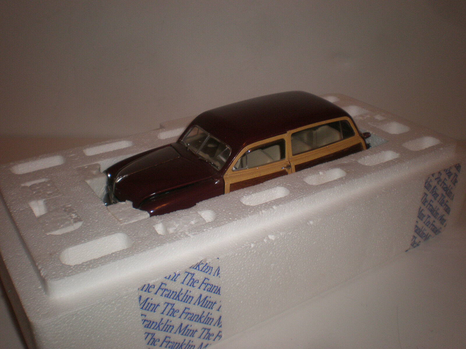 1   24 1939 ford woody wagen   franklin mint