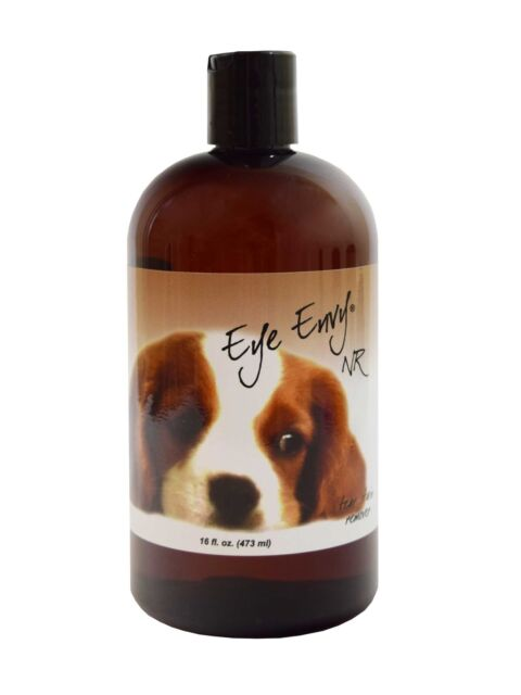 Eye Envy NR Tear Stain Tearstain Remover 16 oz Solution Liquid for Dogs Puppies