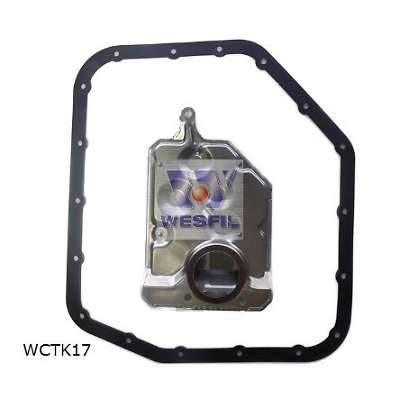 WESFIL for COROLLA 1989-1995 A240L AE92,93,94 4CYL 1.6,1.8 TRANSMISSON FILTER